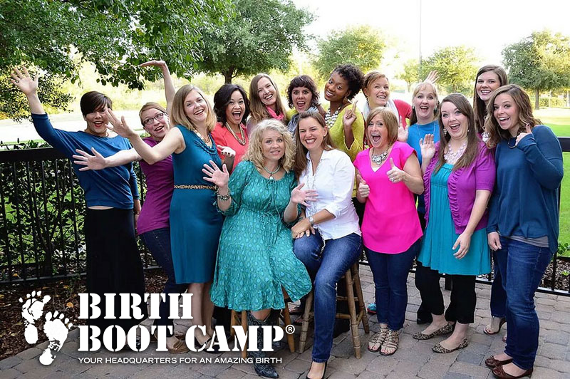 Birth Boot Camp - Adore Birth Services