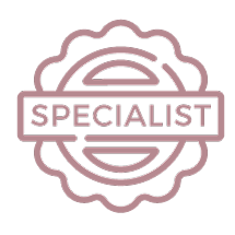 specialist in prenatal badge